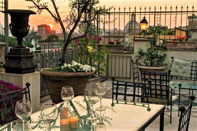 Where to stay in Rome on a Weekend - Made in Rome B&B