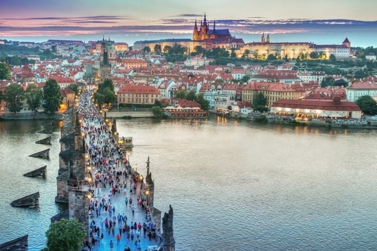 Prague: best European countries to visit with kids
