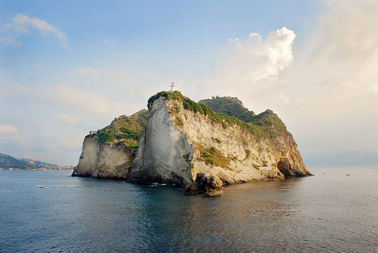 Beautiful island - Beautiful island - Vivara in Italy