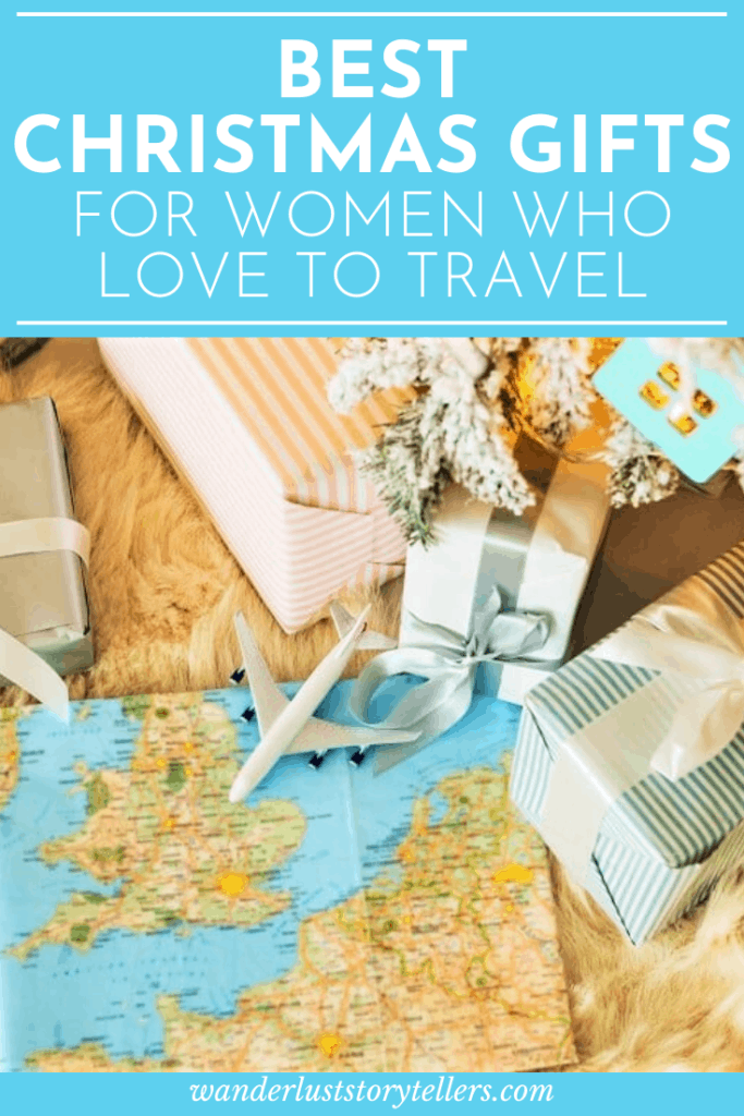 Best Christmas Gifts for Women who Love to Travel