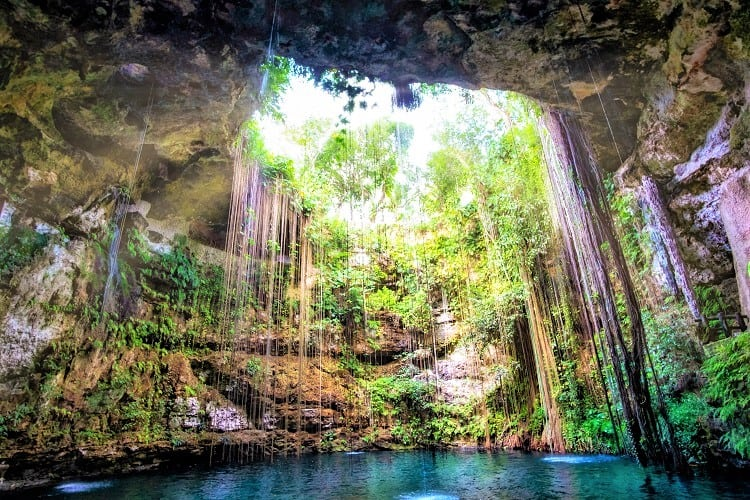 Best things to do and see in Riviera Maya - Cenotes Caves