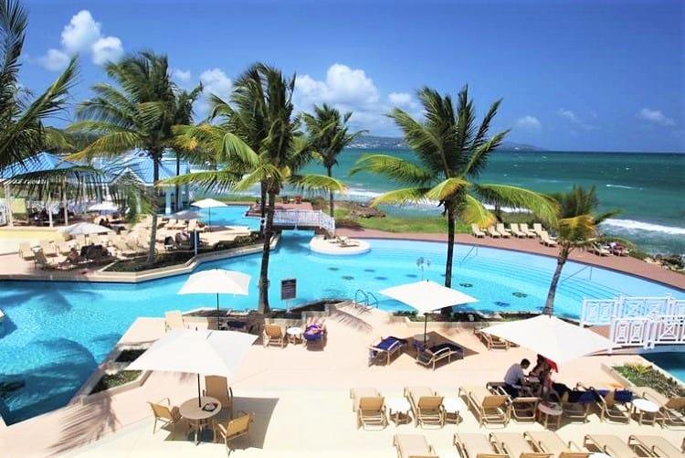 Magdalena Grand Beach & Golf Resort, Trinidad and Tobago - Pool