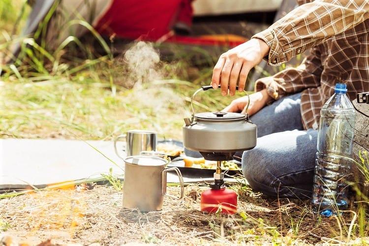 Pickup Truck Camping - Camping Gear
