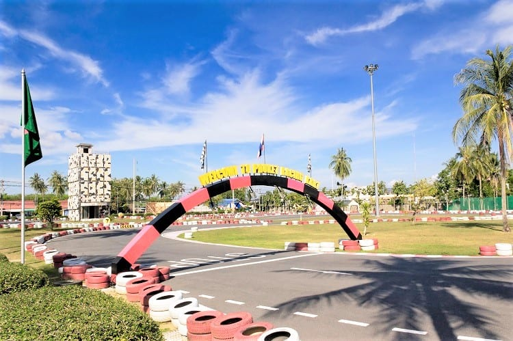 Top Things to do in Phuket Thailand - Check out the Go Karts