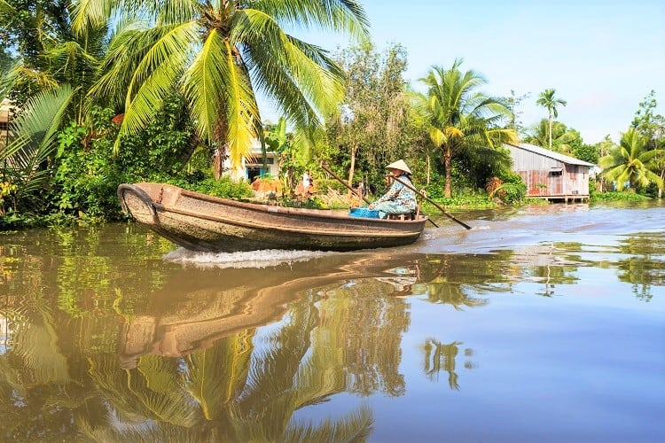 Vietnam One Week Itinerary - Check out the Mekong