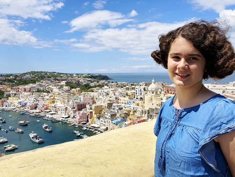 What to do in Procida Italy