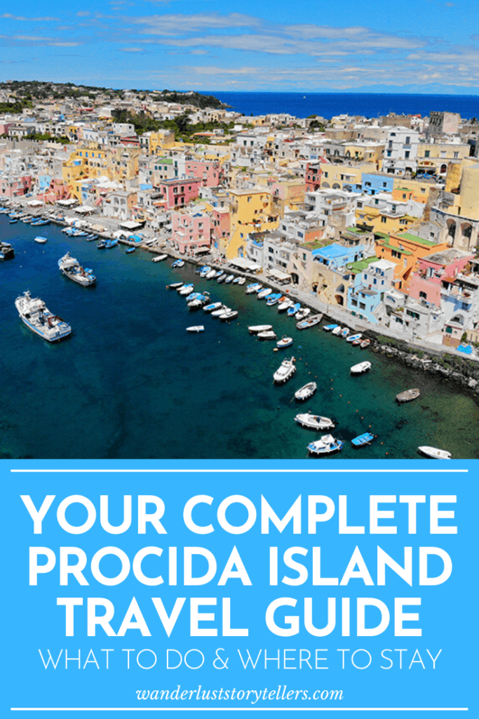Your Complete Procida Island Travel Guide