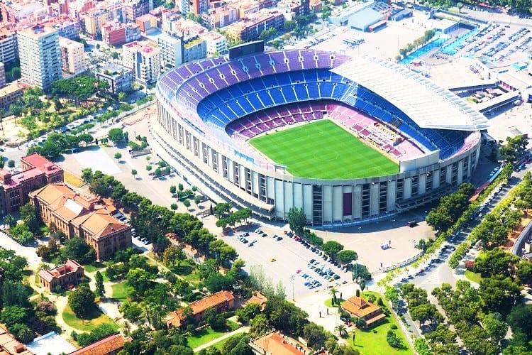 Barcelona Football Stadium