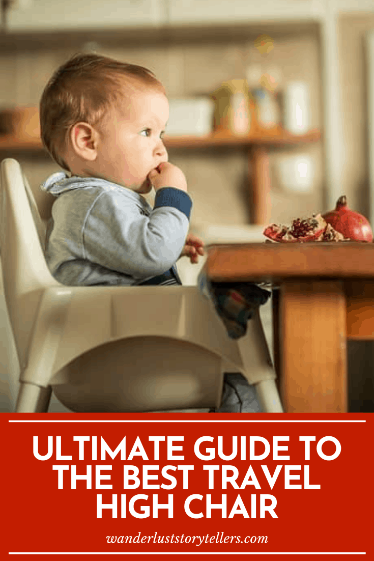 Best High Chair for Travel