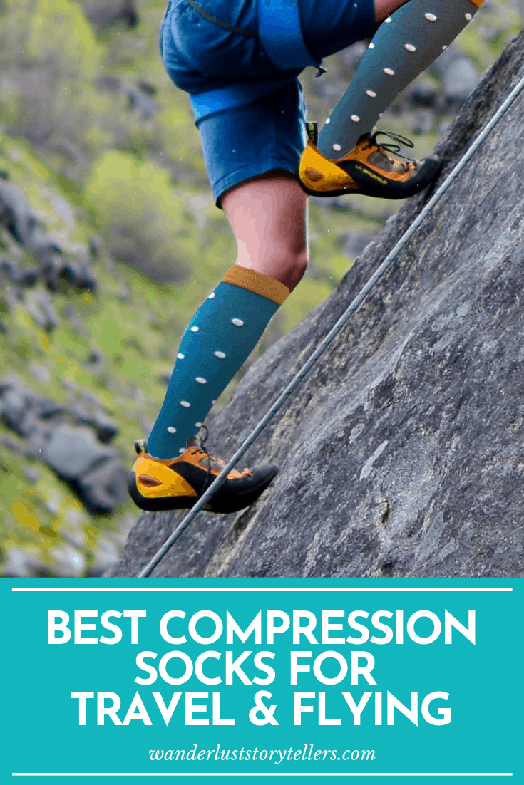 Best Compression Socks for Flying