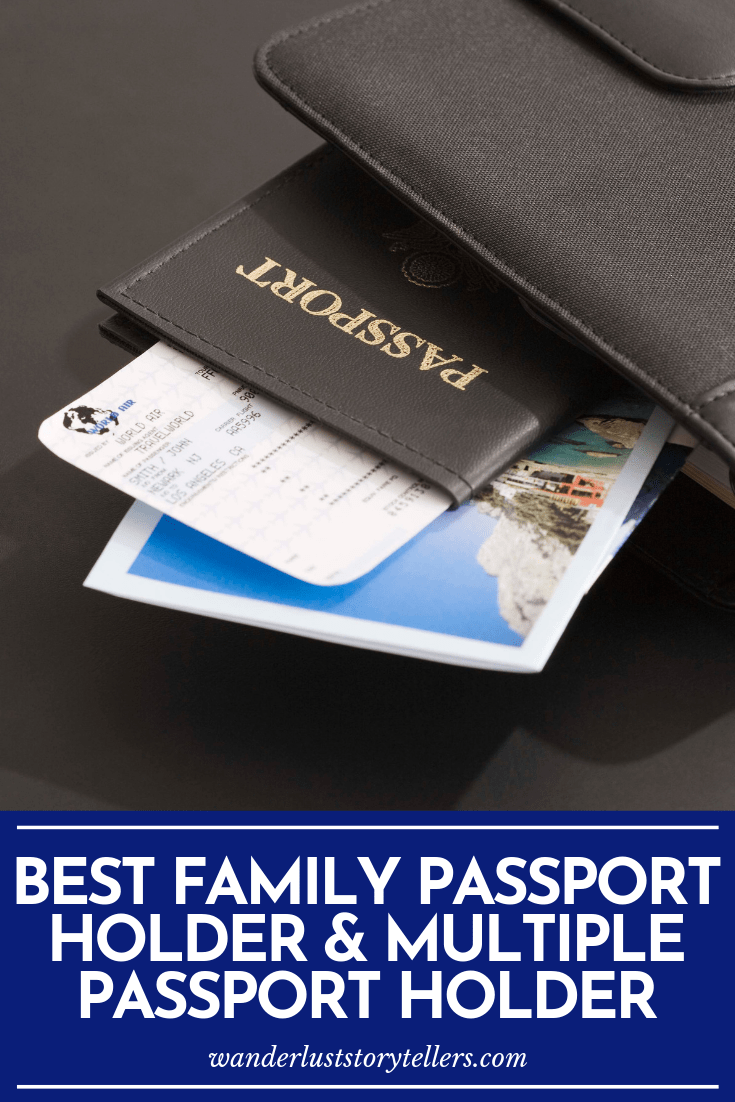 Passport Holders for Families