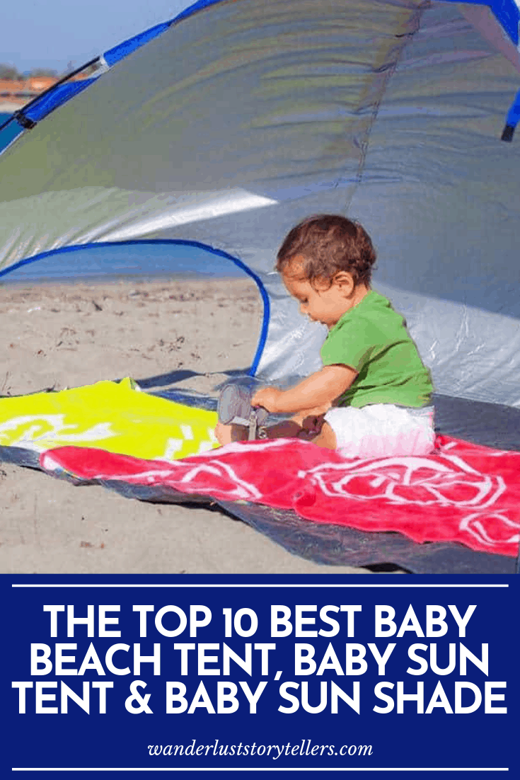 Best Beach Tents for Baby