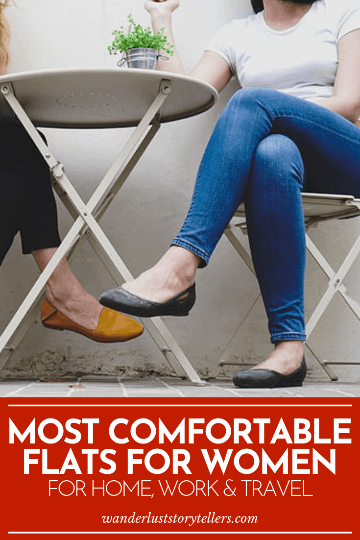 The Most Comfortable Flats for Women