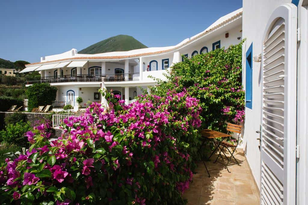 Hotel Punta Scario - top hotels in Salina