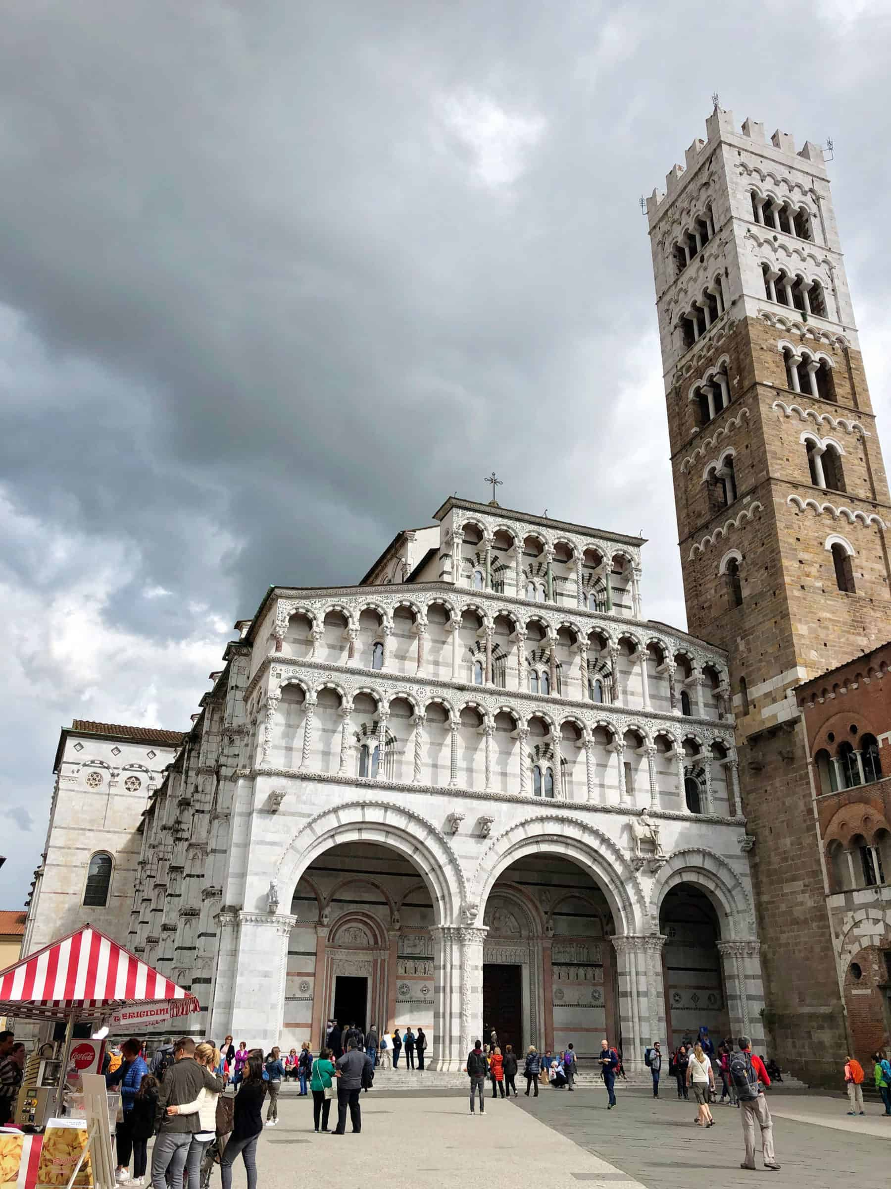 St Martin Cathedral Lucca