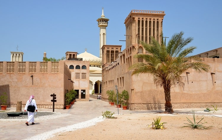 3 Days in Dubai - Check out the Al Fahidi Historical Neighbourhood