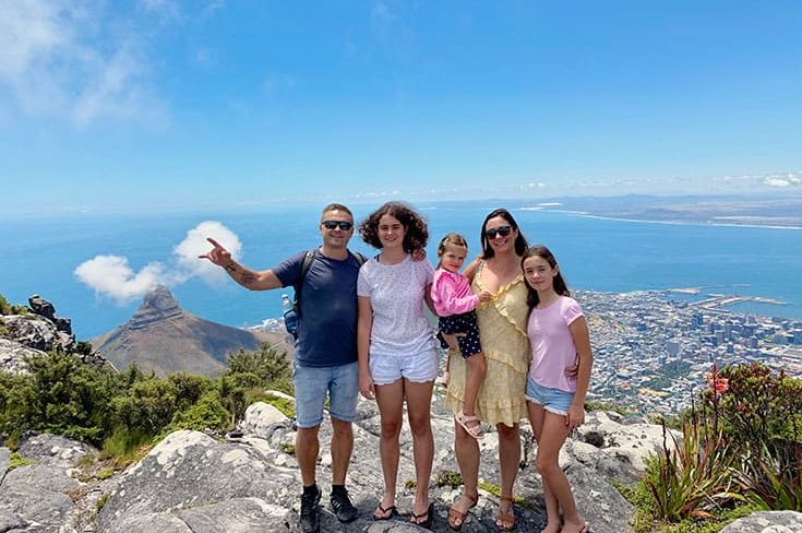 Cape Town Table Mountain
