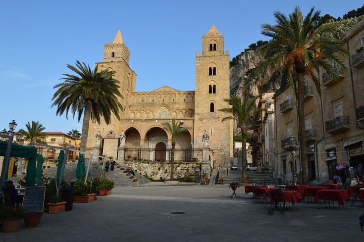Cefalu-Cathedral