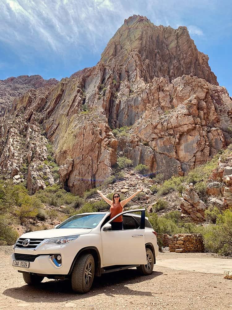 Meeringspoort Pass Western Cape
