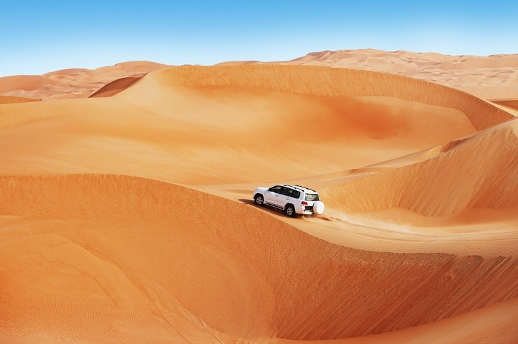 Things to do in Dubai for 3 Days - Dubai 4WD