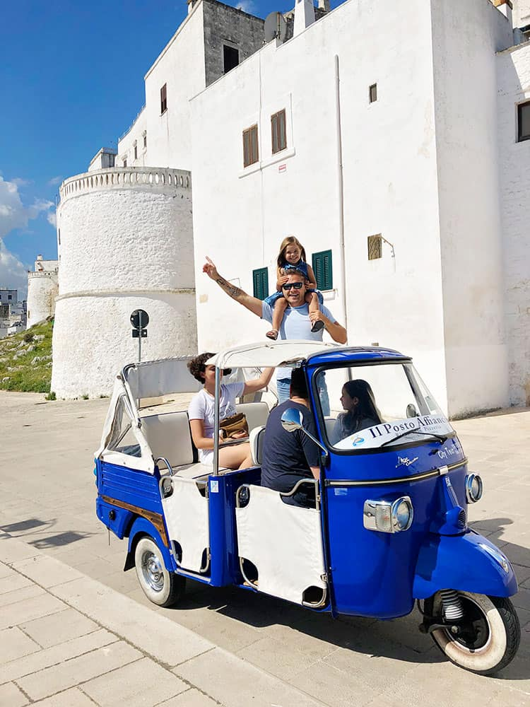 Things to do in Ostuni Italy