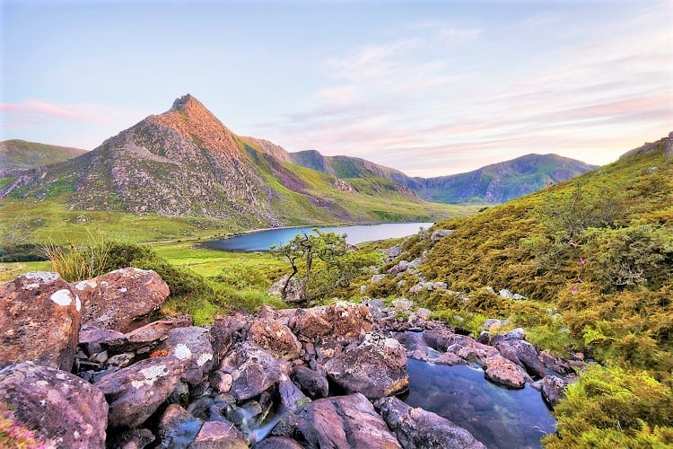 Check out Snowdonia National Park
