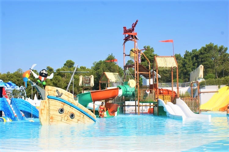Istralandia Water Park in Istria, Istria with kids, Croatia