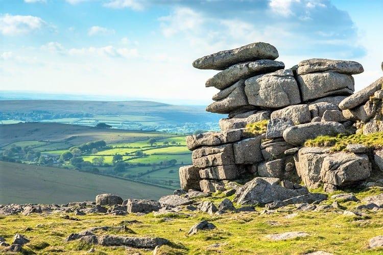 The Great Staple Torr, Dartmoor