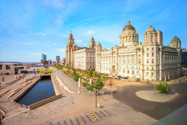 Liverpool with kids