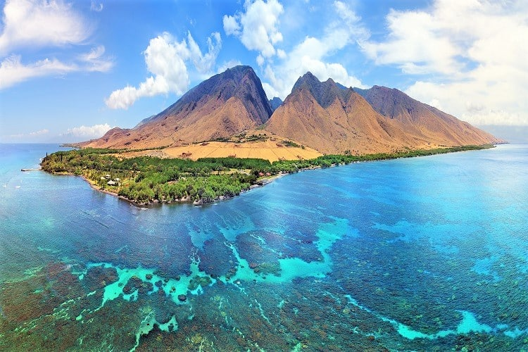 Maui Hawaii Olowalu