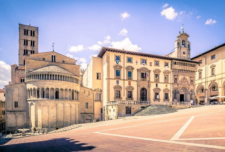 Arezzo Italy - Tuscany Road Trip Ideas