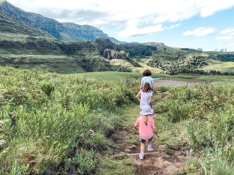 Drakensberg with Children