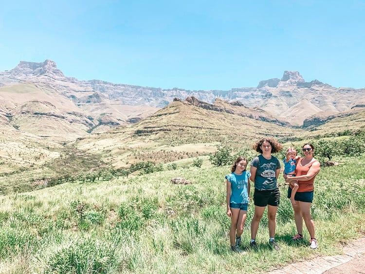 Drakensberg with Kids
