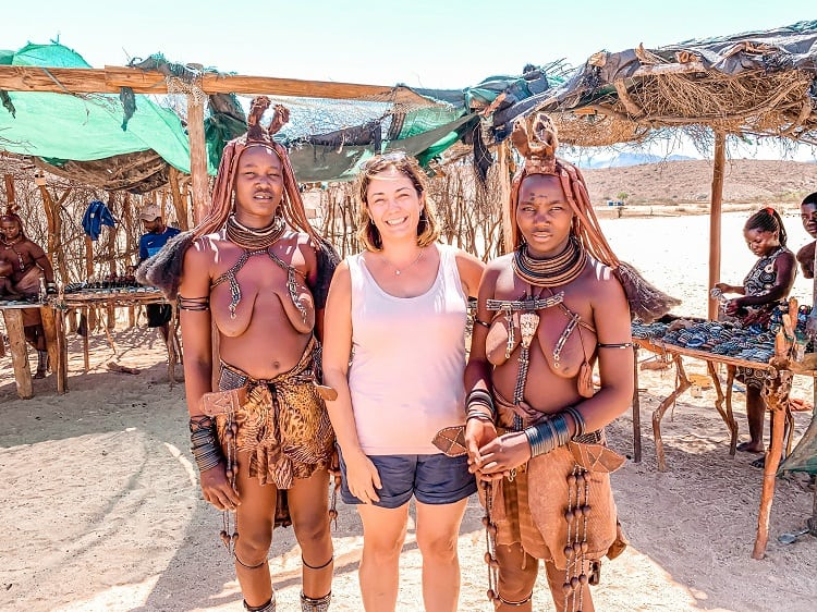 Meeting with the Himba Tribe Namibia