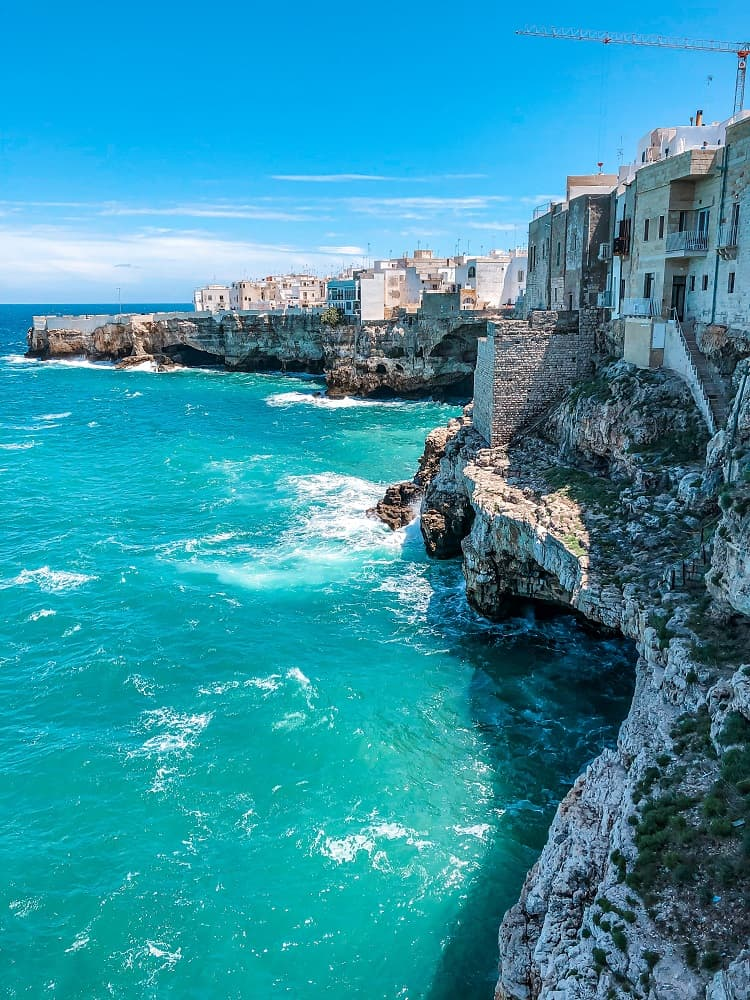 Polignano a Mara with Kids on Puglia Road Tripping with Kids