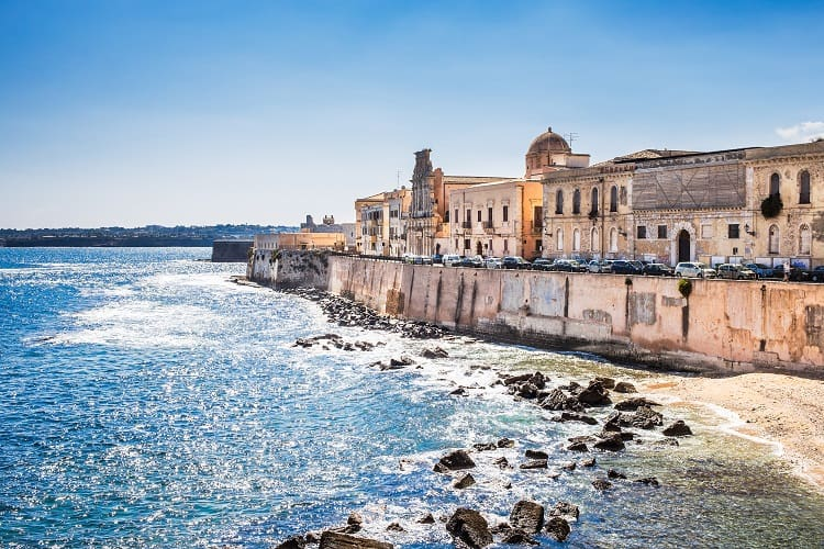 Syracuse with Kids in Sicily