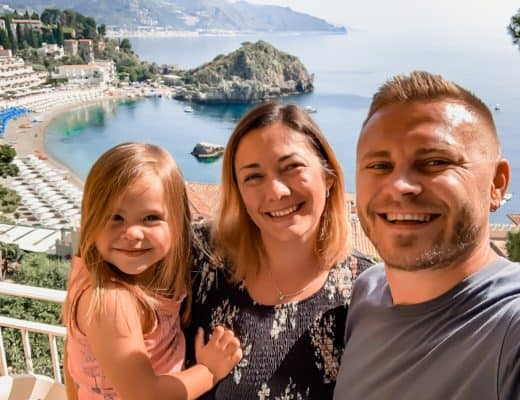 Taormina with Kids - SICILY ROAD TRIP FOR AN ULTIMATE FAMILY ADVENTURE