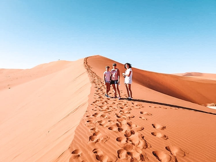Travel Namibia with Kids Ultimate Guide