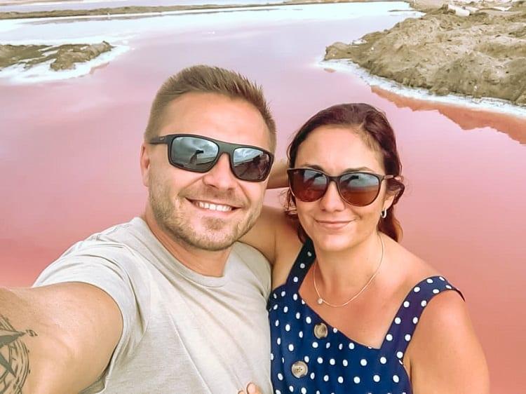 Visit the Salt Lakes with Kids in Swakopmund