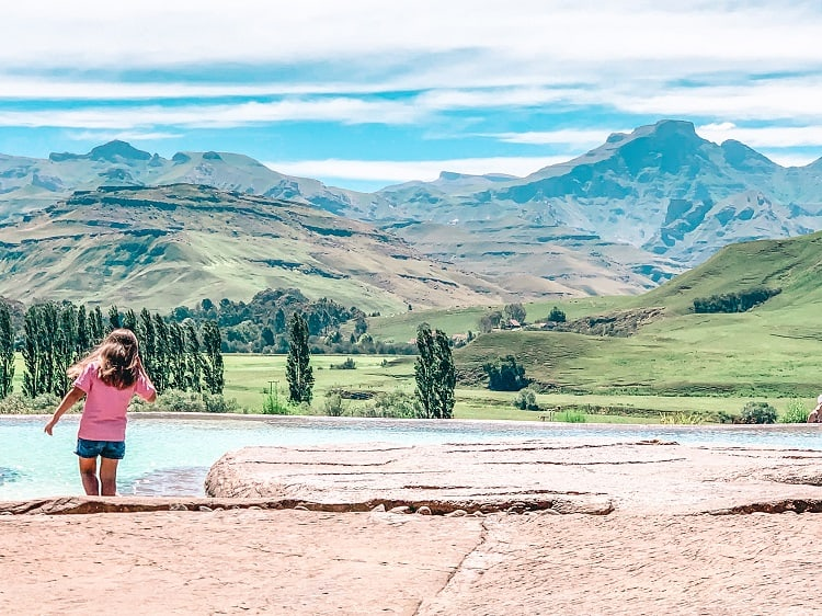 Where to Stay Drakensberg with Kids