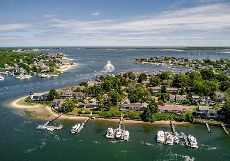 Road Trip Cape Cod in Massachusetts U.S.
