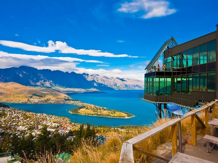 Best things to do in New Zealand - Queenstown View