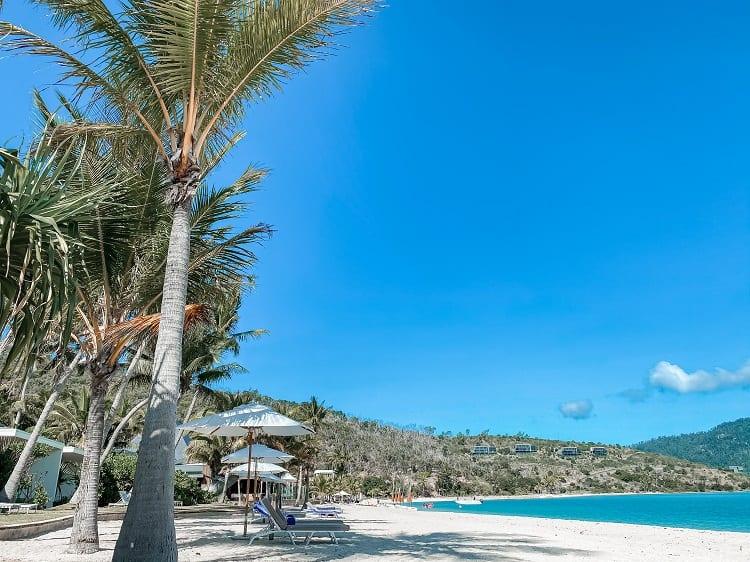 Intercontinental Hayman Island Resort - Beach