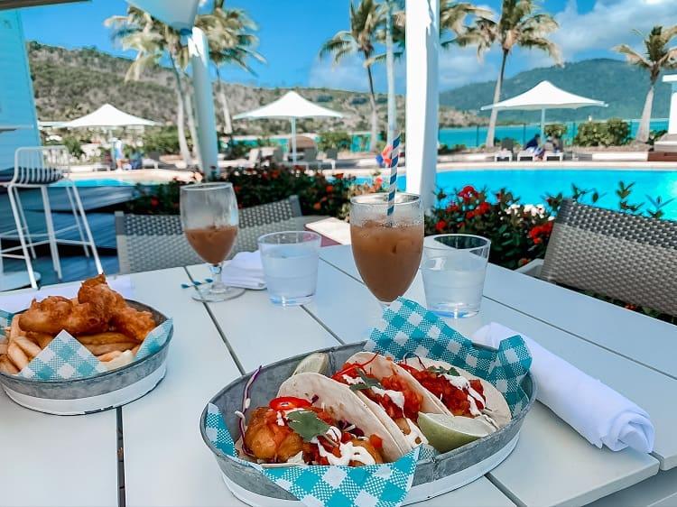 Intercontinental Hayman Island Resort - Dining