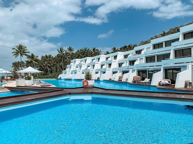 Intercontinental Hayman Island Resort - Pool View 1