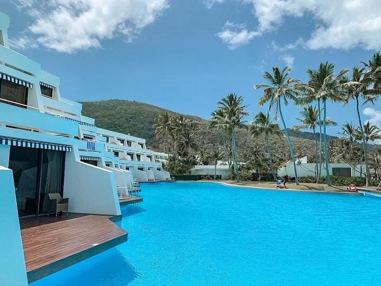 Intercontinental Hayman Island Resort - Pool View  2