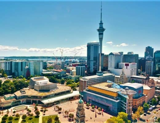 Skycity Aukland New Zealand