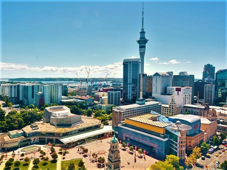 Skycity Aukland New Zealand