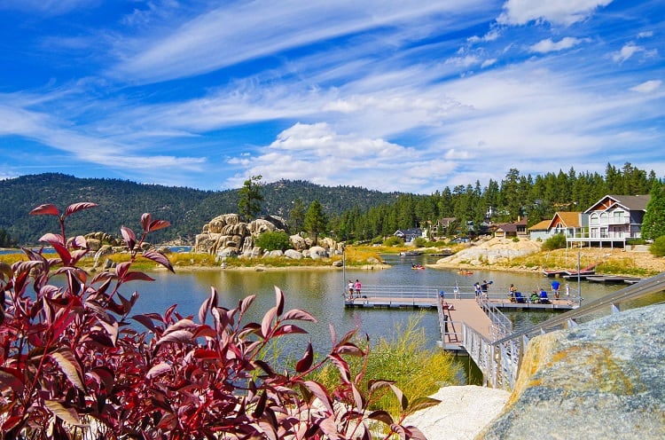 The Big Bear Lake California - The Best Day Trip from Los Angeles