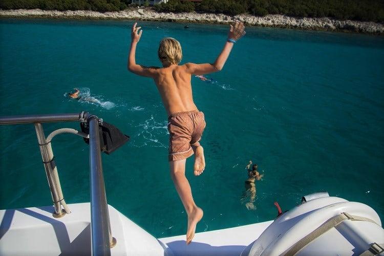 Family Vacation in Croatia